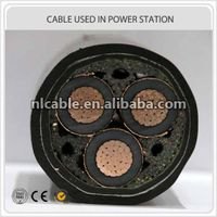 Electric cable MV cable pvc jacket cable xlpe Insulated cable power cable thumbnail image