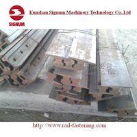 DIN536 A150 Steel Rail