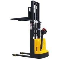 Rulift Electric Stacker Truck Rulift Full Electric Pallet Stacker Forklift thumbnail image