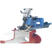 "DN200-600mm 8""-24"" M600 Portable Gate Valve Grinding Machine"