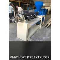 HDPE Pipe Extruder