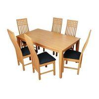 wood dining table thumbnail image