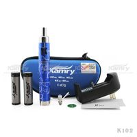 New Version Hybrid E cig Kits K102 Mod From Profession E Cigarette Manufacturer Kamry
