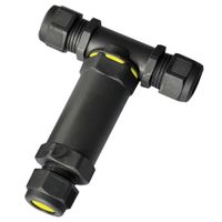 LCH IP68 Waterproof T cable connector