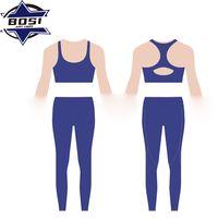 Workout Clothing Activewear Set Women Yoga Sets Bra And Panty Set For Gym thumbnail image
