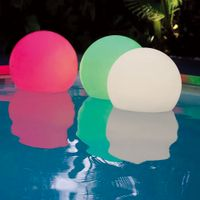 Solar Waterproof Floating Lights Color-changing Emotion Ball Camping Beach Home Garden Lights thumbnail image