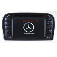 MERCEDES-BENZ SL R230 DIGITAL ENTERTAINMENT HEAD UNIT GPS NAV PLAYER BLUETOOTH thumbnail image