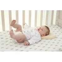 LAT 100% cotton muslin baby crib sheet cover softable baby bedsheet