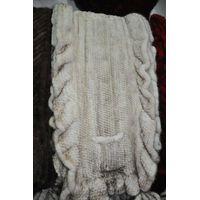 Hot selling mink fur shawl