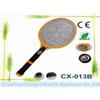 OEM good quality rechargeable mosquito swatter with torch thumbnail image