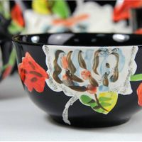 Hand-painted Bowl
