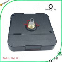 High torque clock movement,Quartz Analog Type high torque clock mechanism