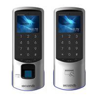 Multi-function (Fingerprint/Bluetooth/NFC) Access Control Unit
