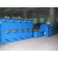High-speed cantilever single twisting machine