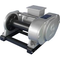 Three-phase 200V Electric Winches: Model BMW thumbnail image