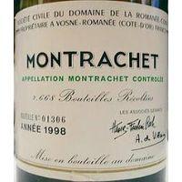 Domaine Romanée Conti Montrachet