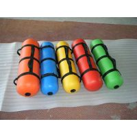 Fitness equipment aqua bags and aqua ball