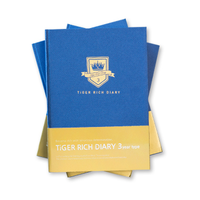 TiGER RICH DIARY for 3years thumbnail image