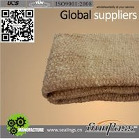 Ceramic Vermiculite Heat Insulation Cloth Ceramic Fiber Cloth
