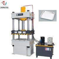 4 column hydraulic press machine for metal processing thumbnail image