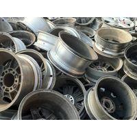 aluminum scrap wheel thumbnail image