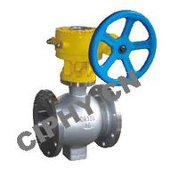 Cast Steel V-Port Ball Valve Class150/300/600 Flanged thumbnail image