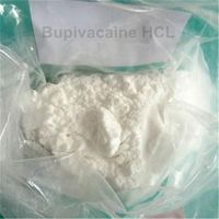 High Purity Local Anesthetic Powder Bupivacaine hydrochloride HCL Powder CAS 2180-92-9 Factory Price