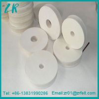 5 Inch Wool Felt Glass Polishing Pads thumbnail image