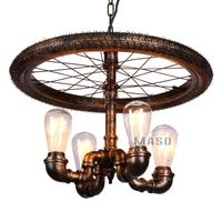 2020 new lights bike parts electrical pipe lamp stand fixtures thumbnail image