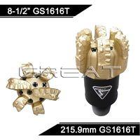 GREAT GS1616TZ Steel Body PDC Drill Bit