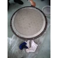 Stainless steel sintered mesh filter plate/pharmaceutical three-in-one sintered filter plate thumbnail image