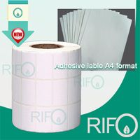 Indigo PP Synthetic Roll Paper Digital Printable with MSDS RoHS