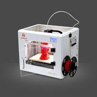 Best Choice MINGDA Glitar 4C White Color 3d Printer Machine