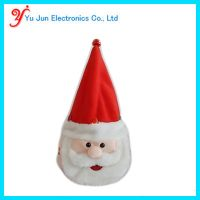 Animated christmas light hat