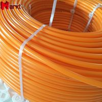 Good quality plastic orange pert pipe for heating systems thumbnail image