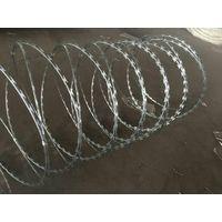 Stock razor barbed wire for sale
