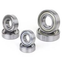 Deep Groove Ball Bearing 600 series