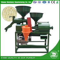 WANMA 6N40-6FP180M Wheat Flour mill Rice Milling Machine thumbnail image