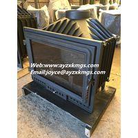 Advanced Double Insert Cast Iron Fireplace