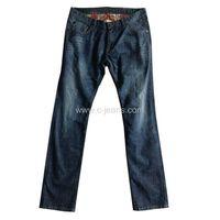 Men's Light Blue Colour Jeans Fashion Narrow Leg Jeans thumbnail image