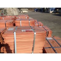 Copper Cathodes of 99.9% purity thumbnail image
