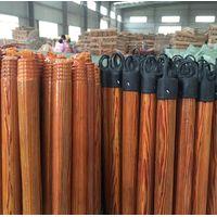 120x2.2cm Wood PVC Coated Wooden Broom Handles thumbnail image