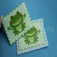 Hot sale custom heat transfer label made in China thumbnail image