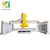 Bridge cutting machine for tombstone&curb stone samll block cutter thumbnail image