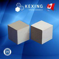 Aluminum Porcelain Honeycomb Ceramic Monolith