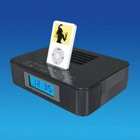 clock radio ipod speaker