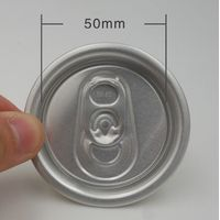 202# SOT/RPT Aluminum easy open end for beverage can