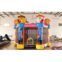 Inflatable Clown Bouncer thumbnail image