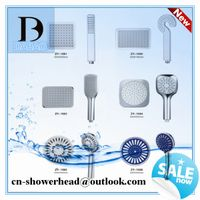 2017 Shower Heads with Arm, Rainfall Shower Heads Shower Head Feature and shower sets