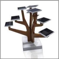 Christmas Gift/Solar tree charger for mobile phone